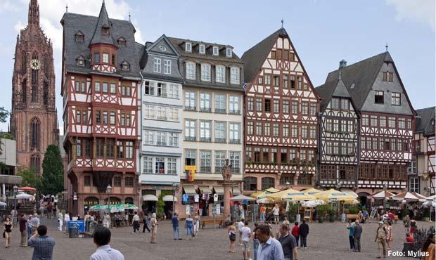 Četiri srpska građevinska preduzeća predstavljena u Frankfurtu