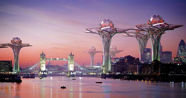 Oaza na nebu: Rešenje za zagađene gradove