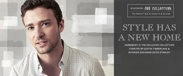 Justin Timberlake uređuje enterijere