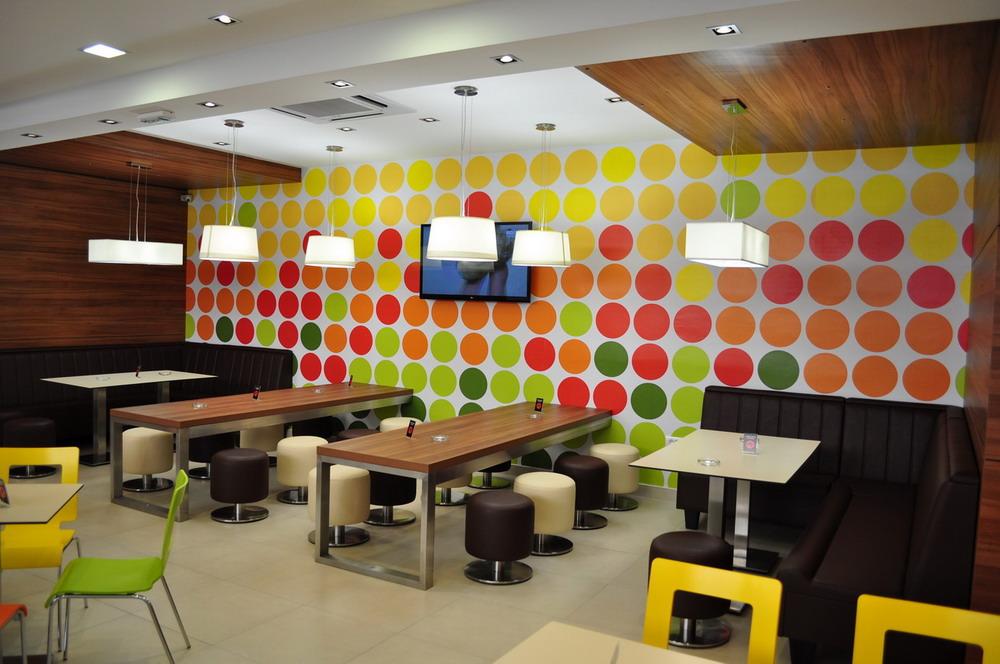 Izgled novog Caribic restorana u Novom Sadu