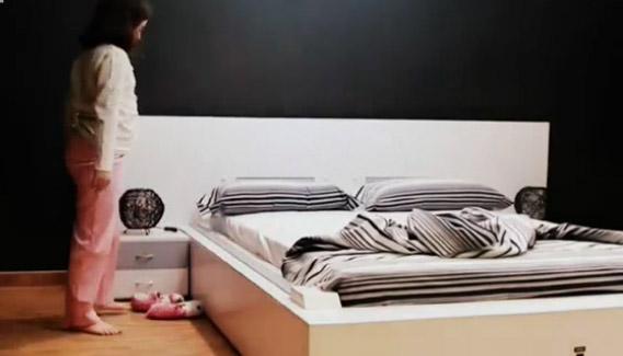 Pametni krevet koji se sam sprema