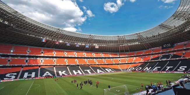 U gradnji objekata za EURO 2012 nestalo 4 milijarde dolara