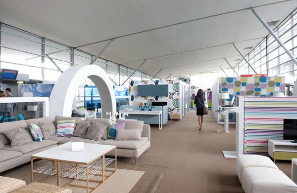 Ikea otvorila privremeni salon na pariskom aerodromu