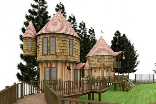Autorka Harija Potera gradi kuće na drvetu