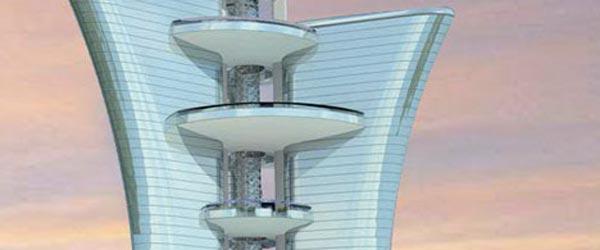 Pjer Karden predstavio rešenje nebodera u Veneciji