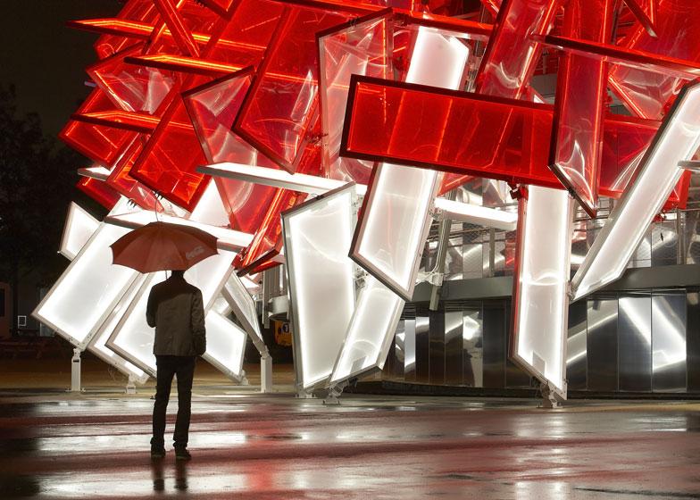 Olimpijski paviljon kompanije Coca Cola