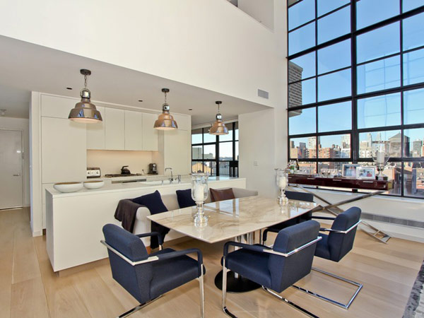 contemporary-penthouse-New-York-4