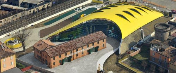 Muzej Enzo Ferrari u Modeni