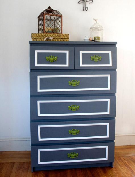 Promenite izgled Ikea komode