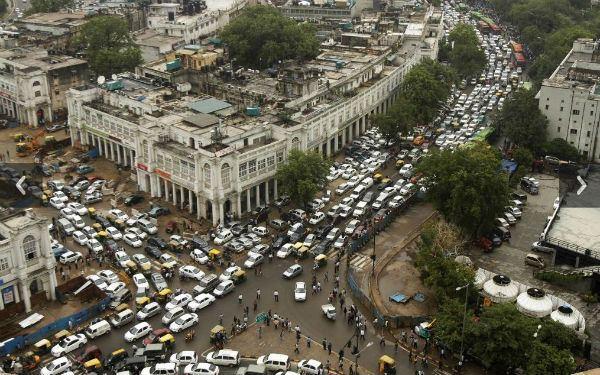 Rakrsnica u Indiji nakon nestanka struje