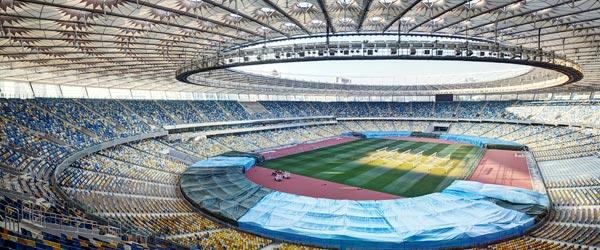 Stadion na kojem je odigrano finale Euro 2012 u Kijevu