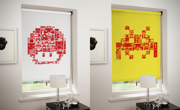 8-Bit-Video-Game-Roller-Blinds-4