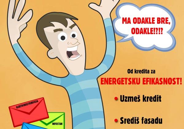 Kako zaraditi od kredita za energetsku efikasnost