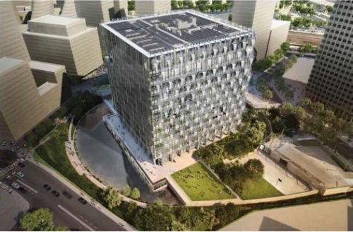 Projekat jedne od najskupljih ambasada u svetu