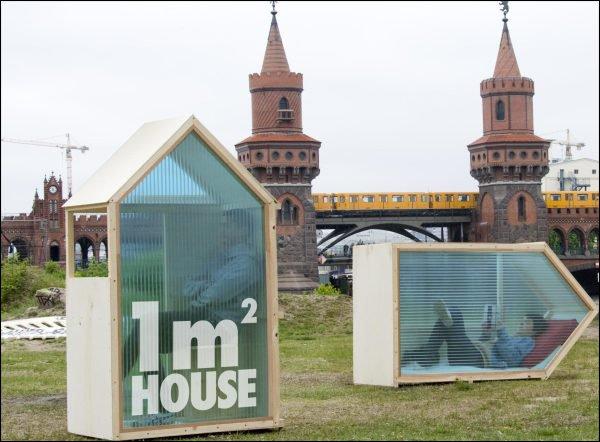 Najmanja kuća na svetu za dva evra