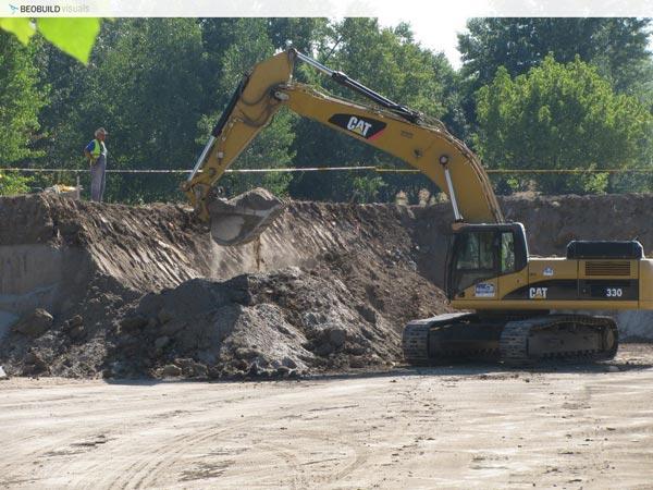 Počeli radovi na izgradnji naučnog kompleksa na Novom Beogradu