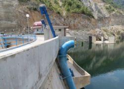 Ubrzani snimak građenja brane Sveta Petka