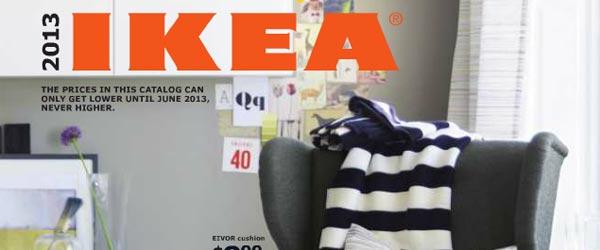 Izašao Ikea katalog za 2013. godinu
