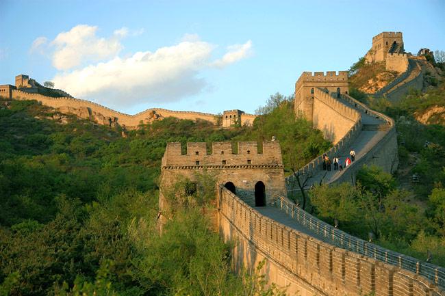 Srušio se deo Kineskog zida