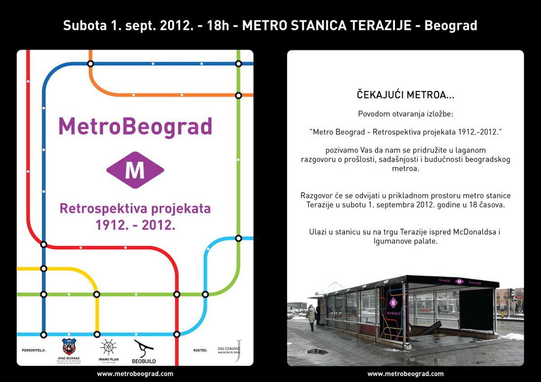 Metro Beograd: Retrospektiva projekta