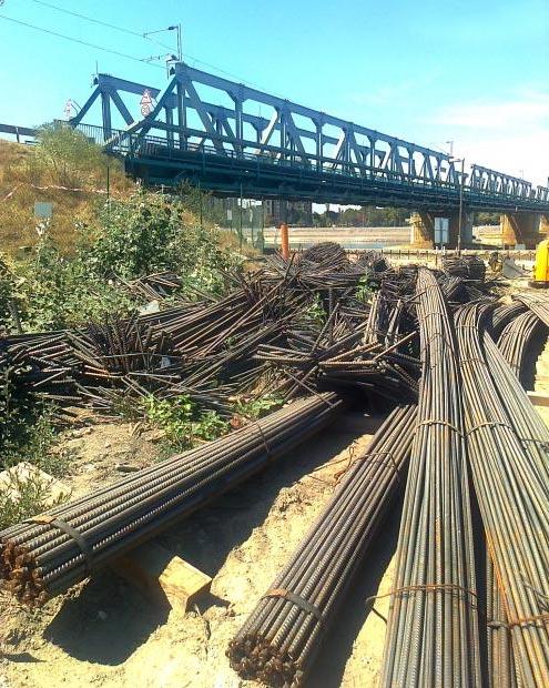 Transport mosta Žeželj iz Italije na 300 kamiona