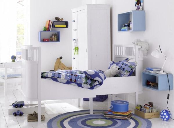 Najlepše dečije sobe i najzanimljiviji dečiji kreveti