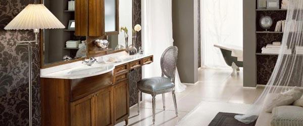 Klasični kupatilski ormarići