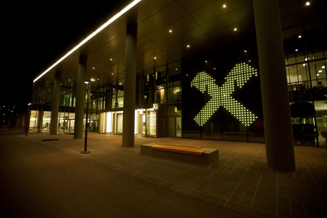 Nova poslovna zgrada Rajfajzen banke