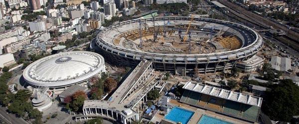 Rio se gradi za Olimpijske igre 2016.