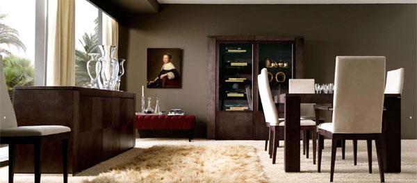 Luksuzne klasične trpezarije