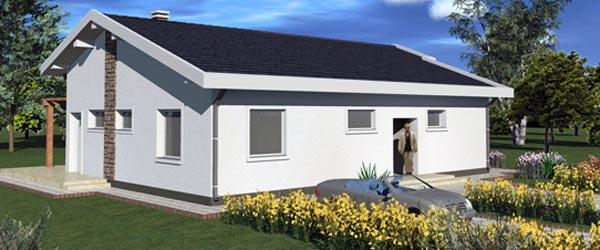 Cene montažnih kuća i razlike u odnosu na zidane