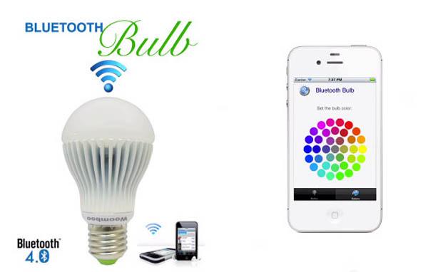 Bluetooth sijalica koju možete kontrolisati pametnim telefonom