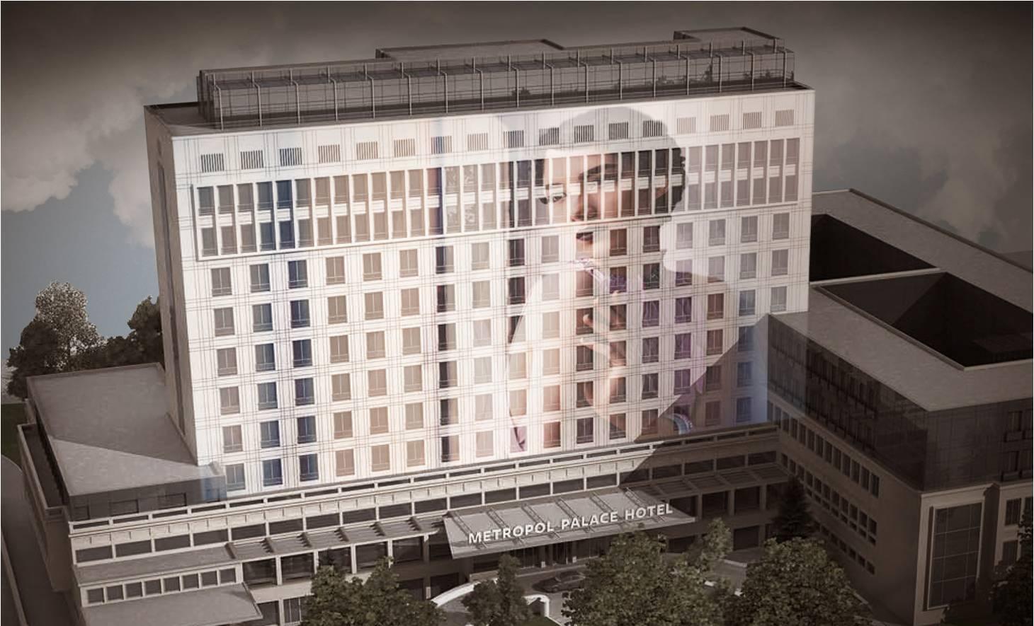 Otvoren hotel Metropol Palace Beograd