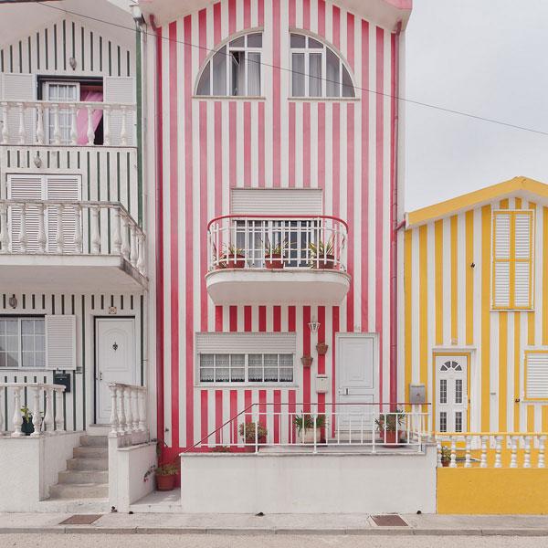 Šareni portugalski gradić: Costa Nova