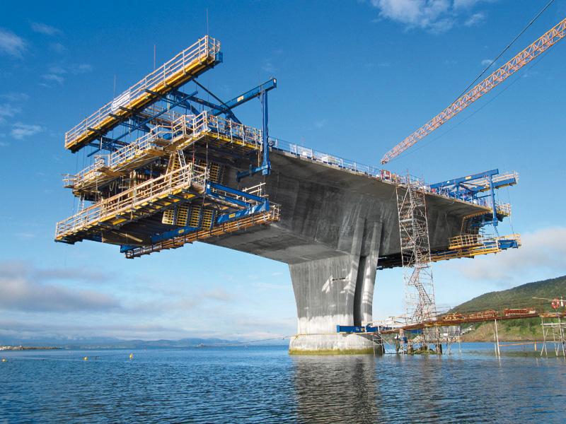 Gradnja novog mosta u Norveškoj