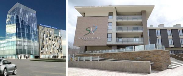Falkensteiner u Srbiji: Hotel u Beogradu i na Staroj Planini