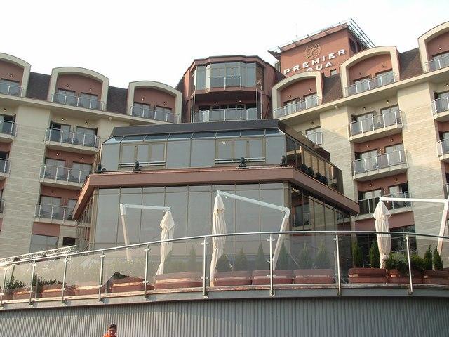 Kako je rađen hotel Premier Aqua u Vrdniku