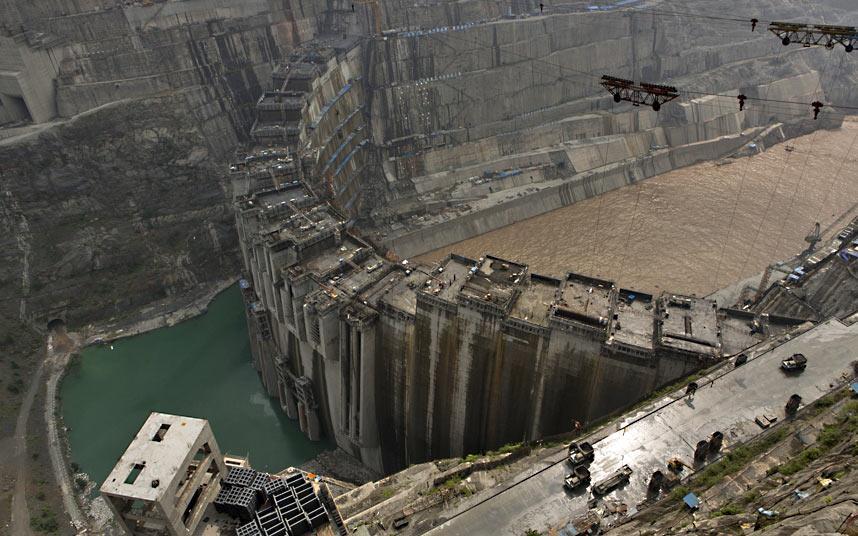 Kina pravi nove mega-brane u potrazi za energijom