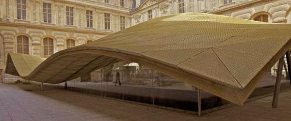 Nova sekcija Luvra pod zlatnim krovom