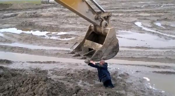 (Ne)bezbednost na gradilištu: Kako izaći iz blata