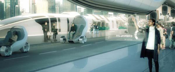 Shareway: Nova vrsta saobraćajnica