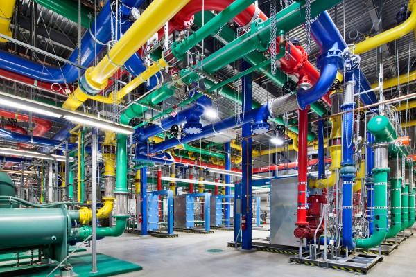 Kako izgleda Guglov data centar