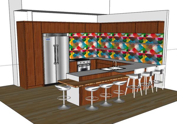 Moderna kuhinja: od projekta do realizacije