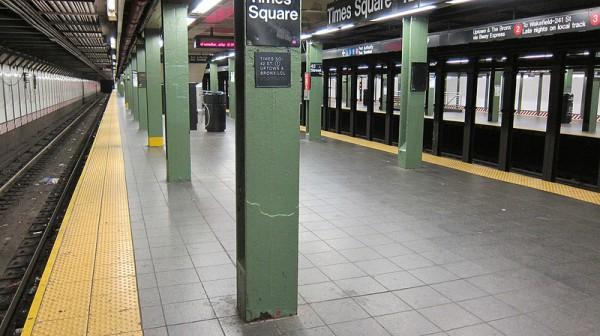 Napuštene metro stanice u Njujorku