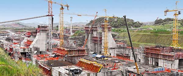 Najveće gradilište na svetu: Proširenje Panamskog kanala