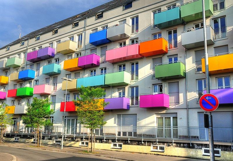 Kako osvežiti izgled stare fasade
