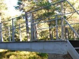 U Bosni ukraden most težak nekoliko tona