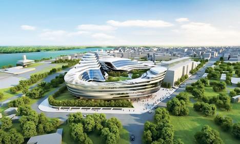 Beograd: Igralište svetskih arhitekata ili markentiški trik?