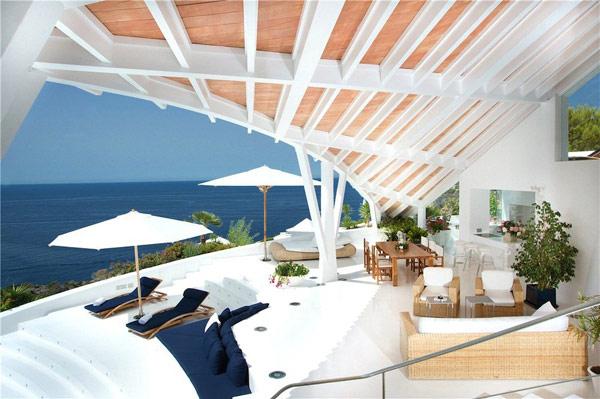 Impresivna vila na Palma de Majorci