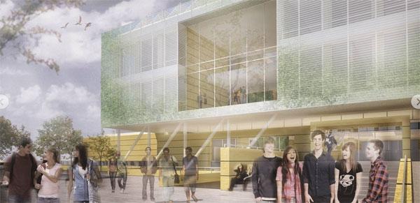 Fakultet za bezbednost gradi objekat u Novom Beogradu